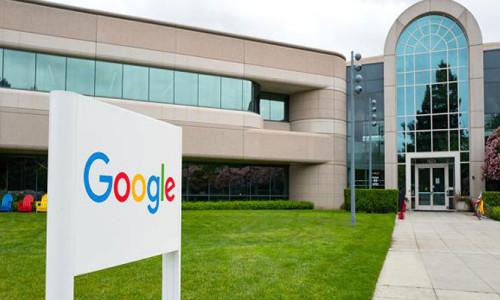 Google'da şok istifa