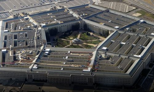 Pentagon: UFO'ların varlığından şüphe yok