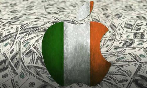 Apple, İrlanda'ya vergi borcunu ödemeye başlıyor