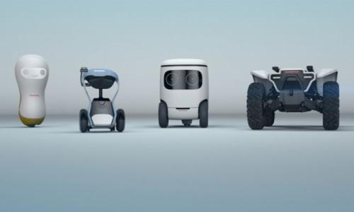 Honda 3E robot konsepti