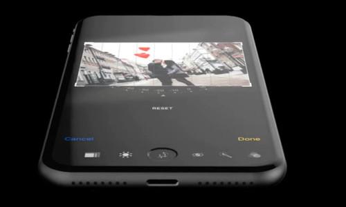 iPhone 8'de sürpriz özellik