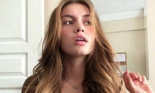 Aleyna Tilki'nin Instagram hesabı hacklendi