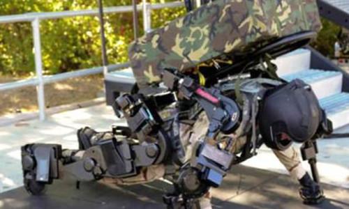 Bakan Faruk Özlü: Robot asker çok yakın