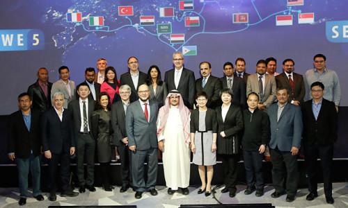 17 ülke arasındaki fiber hat hayata geçti!