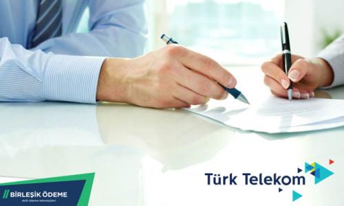 Türk Telekom ve Birleşik Ödeme'den mobil ödeme iş ortaklığı
