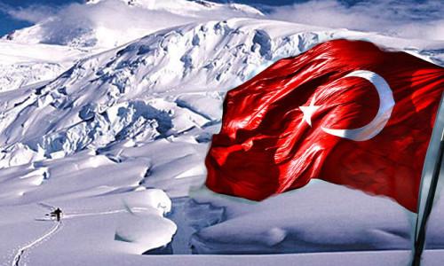 Antarktika'ya üs için ekip yola çıktı