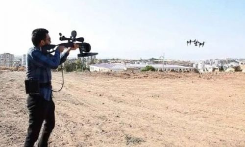 Yerli Drone Savar Azerbaycan'a ihraç edildi