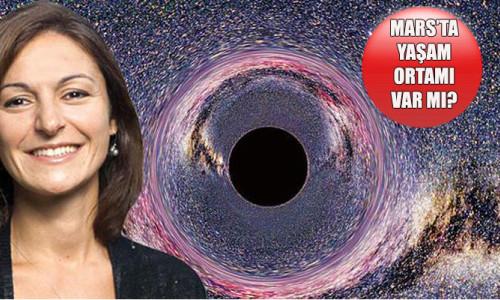NASA'nın 'göz'ünü yöneten Türk
