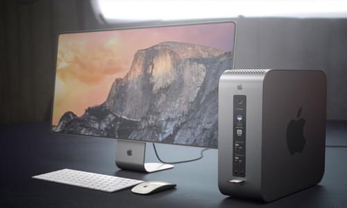 Yeni Mac için ilk konsept geldi