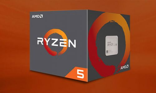 AMD Ryzen 5 serisi satışa