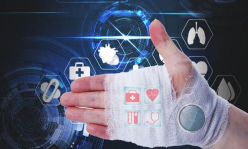 Akıllı bandaj sayesinde doktorlar yarayı izleyebilecek!