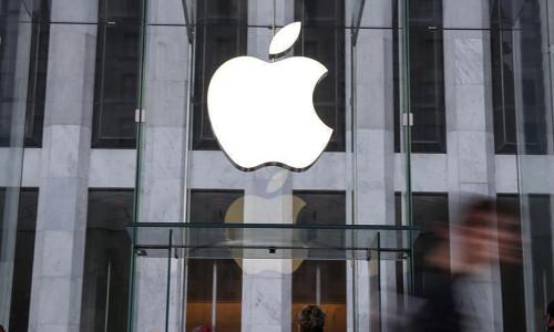 Apple para basıyor