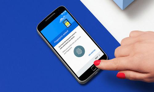Android telefonlarda parmak izi problemi