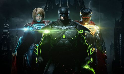 Injustice 2 önce iOS'e geldi!
