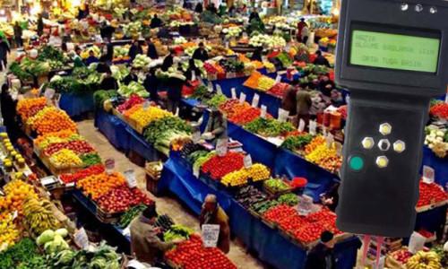 Sebze ve meyvelerin tazeliğini test eden cihaz geliştirdiler