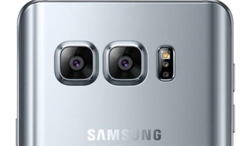Samsung'un ilk çift kameralı akıllı telefonu