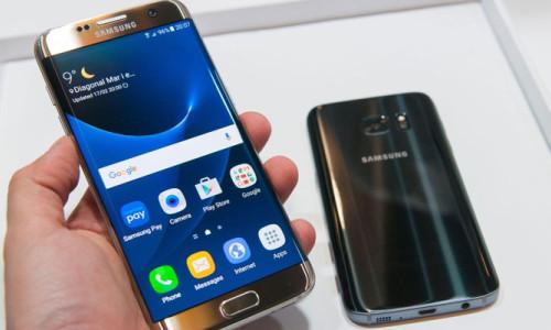 Galaxy S7 için yeni güncelleme!