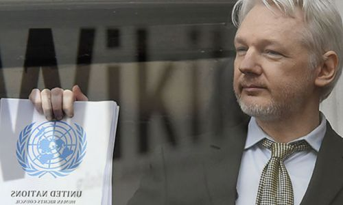 Wikileaks'in kurucusu için mahkemeden flaş karar!