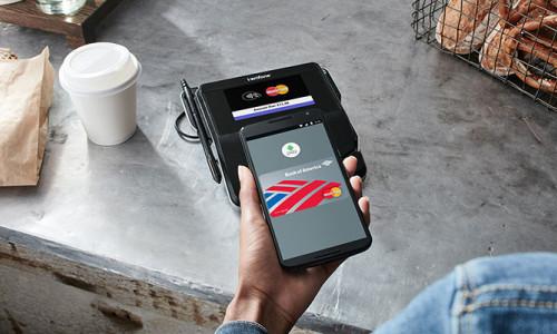 Android Pay kullanım alanı genişliyor!