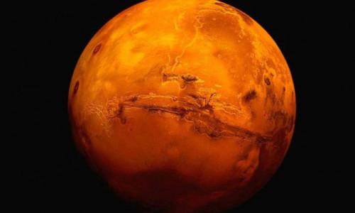 Mars'a ilk insan 2030'da ayak basacak