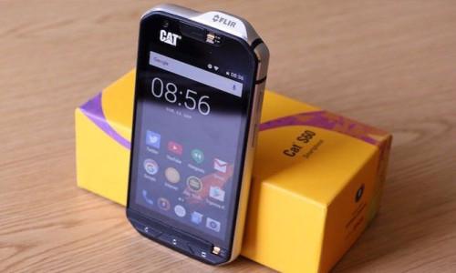 Dünyanın en sağlam telefonu Cat S60 Türkiye'de!