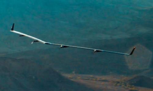 Facebook'un Aquila adlı drone'u ilk kez başarılı uçuş yaptı