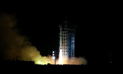Çin'in yeni uydusu 'kırılamaz kod' ile güvenli iletişim sağlıyor