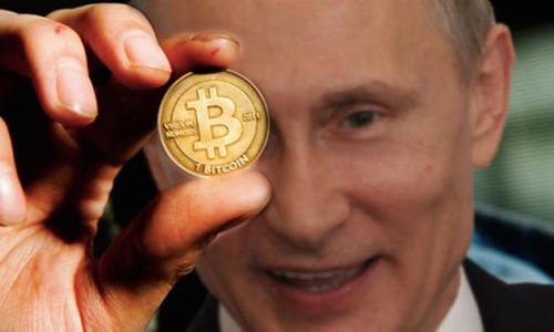 Rusya da bitcoin işine giriyor
