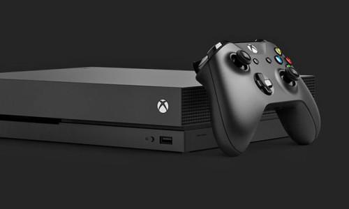 Xbox One X'e oyunculardan rekor düzeyde ilgi!
