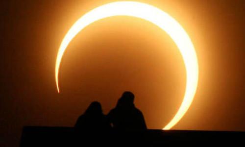 'Tarihin en büyük güneş tutulması' için geri sayım başladı