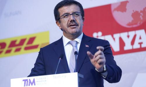 Bakan Zeybekci'den altın gençlere destek sözü