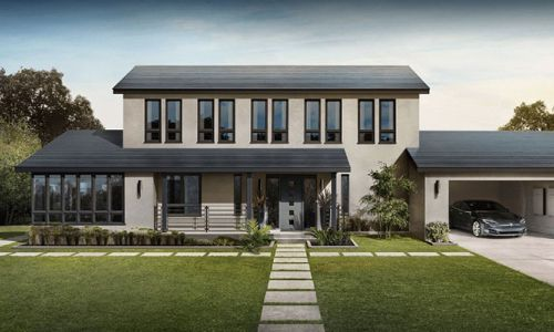 Tesla güneş enerjili kiremitlerin üretimine başladı