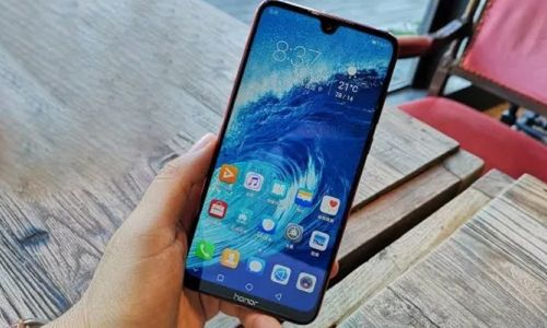 Dev ekranlı Huawei Enjoy Max geliyor