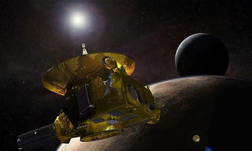 Plüton'un milyarlarca mil ötesinde yeni cisim keşfedildi