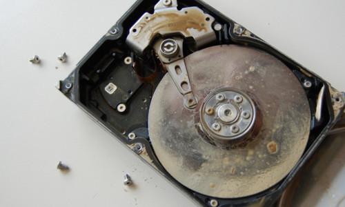 Bozuk hard disklere uygulanan 8 yanlış hareket