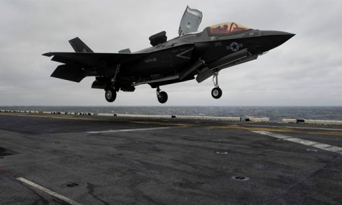 Türk mühendisler yaptı! F-35'e takıldı