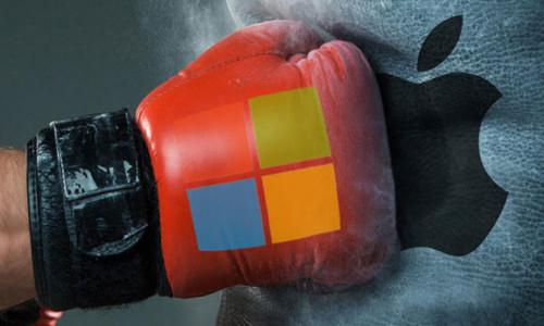 Microsoft, Apple'ı kısa sürede nasıl geçtiklerini açıkladı