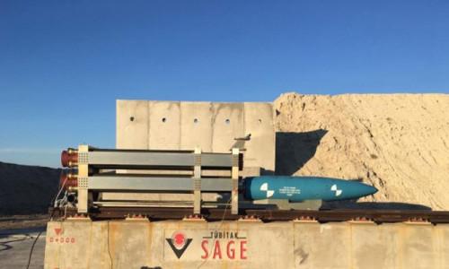 HABRAS'ta bir tonluk bomba, ses hızını aştı