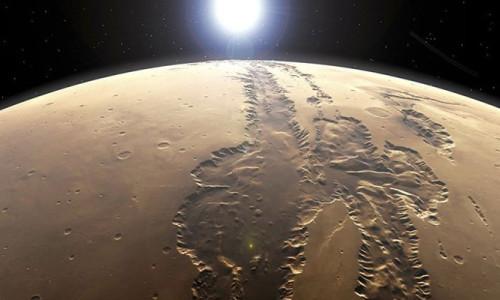 InSight'ın Mars paylaşımı rekor kırdı