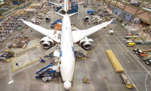 Uçaklara vida yerine Japon yapıştırıcısı..