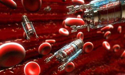 Kanserle mücadelede DNA robotları dönemi!