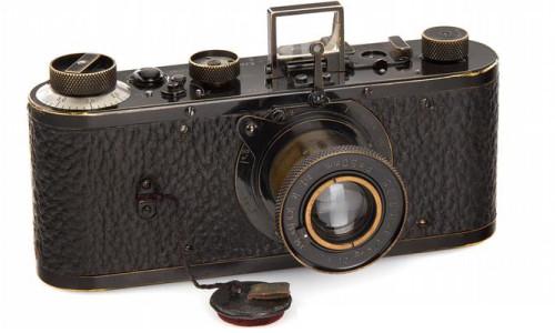 Dünyanın en pahalı fotoğraf makinesi