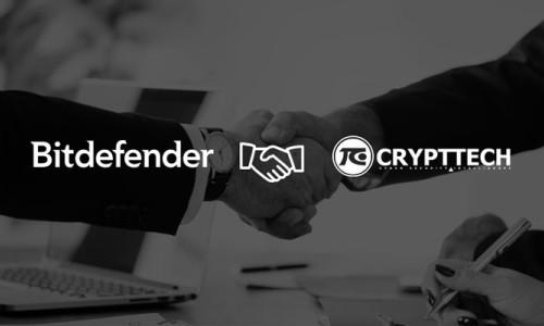 Bitdefender ve CRYPTTECH güvenlikte birleşiyor