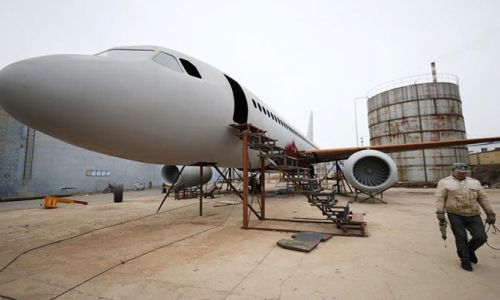 Çin'de amatörce üretilmiş makineler