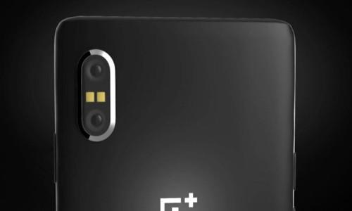 OnePlus 6 resmi görseli yayınlandı