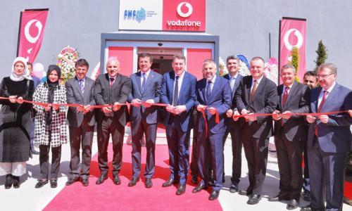 Vodafone'dan Van'a 10 milyon TL'lik yatırım