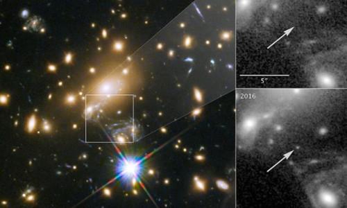 Hubble Teleskobu en uzak yıldız gözlemini yaptı