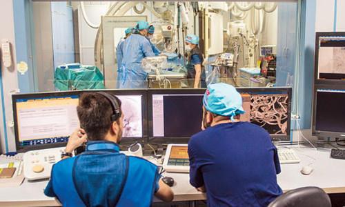 Japonya'ya canlı Cerrahpaşa eğitimi