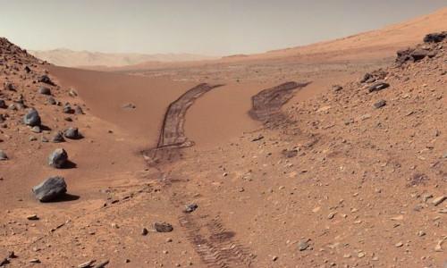 NASA'dan Mars'ta çığır açacak proje