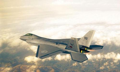 Milli savaş uçağımız cumhuriyetin 100. yılında göklerde